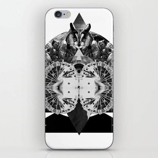 LIVE IN DREAMS iPhone & iPod Skin