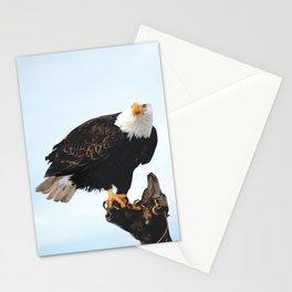 Poised Predator Stationery Cards