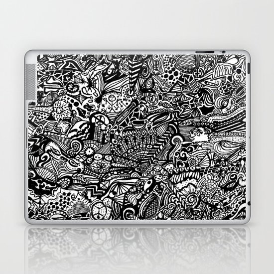 InkyDink Laptop & iPad Skin