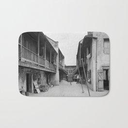 New Orleans, Louisiana, 1937-1938 Bath Mat