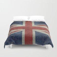 Union Jack (1:2 Version) Duvet Cover