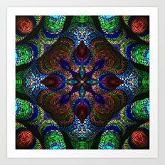 Not All That Glitters is Gold Art Print