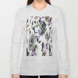 Kwan Yin Roses Long Sleeve T-shirt