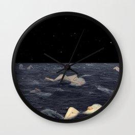 Exhume Wall Clock