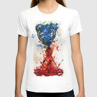 alchemy T-shirts featuring abstract alchemy by Jesse Kerr