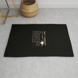 Tech Support - Meaning Rug