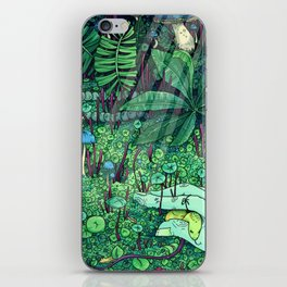 Death and Consequence iPhone Skin