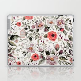 VS FLORAL Laptop & iPad Skin