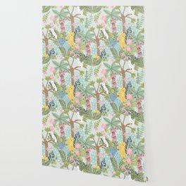 Junge flora Wallpaper