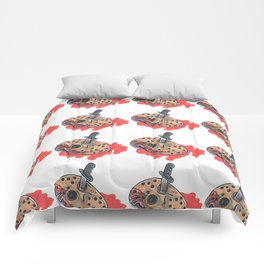 Jason Voorhees - Friday The 13th Comforters