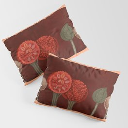 Red Grove Pillow Sham