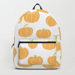 Pumpkins Galore - A Pumpkin Patch Pattern  Backpack