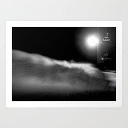 Powder #3 Art Print