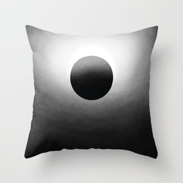 So warm and true Throw Pillow