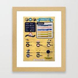 Uovo Raffi Framed Art Print