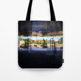 New Area in Morning Light Tote Bag