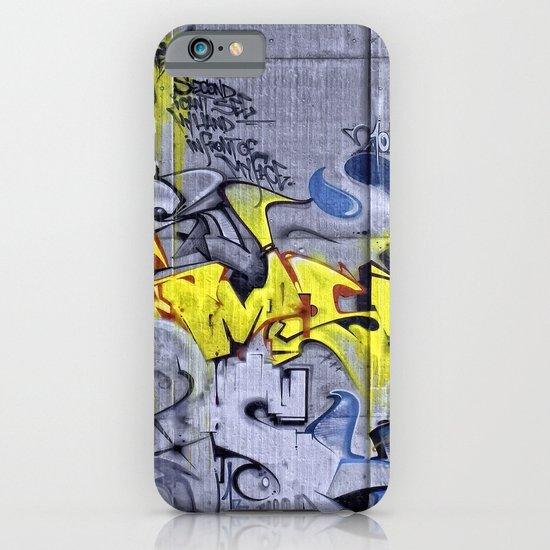 Wall-Art 001 iPhone & iPod Case