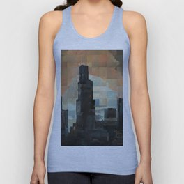 Sears at Sunrise Unisex Tank Top