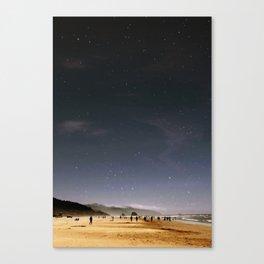 Summer Walk Canvas Print