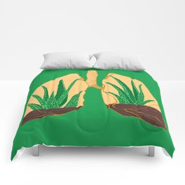 Lung Terrarium Comforters