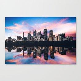 Good Morning Sydney Canvas Print