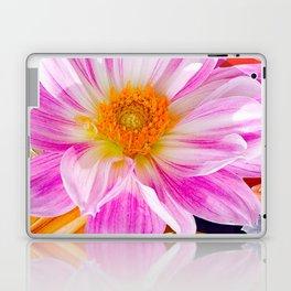 Dahlia Mix Laptop & iPad Skin