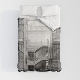 Bradbury Building, Downtown Los Angeles Comforters