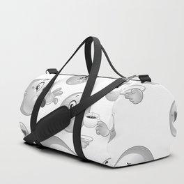 Emoji Pattern 11 Duffle Bag