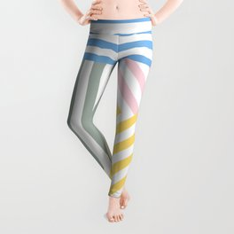 Summer stripes Leggings