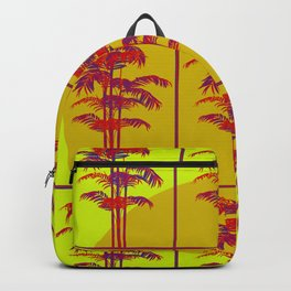Sunny palms Backpack
