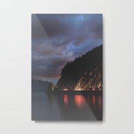 Sea-to-Sky Hwy Metal Print