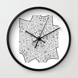 Mandala (1315) Wall Clock