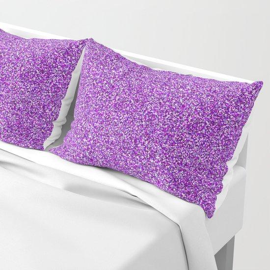 Purple Moondust Glitter Pattern by nicnak85