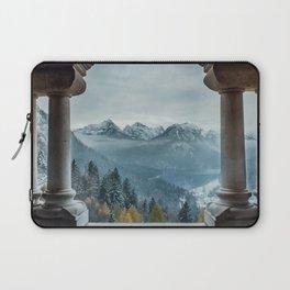 The view - Neuschwanstin casle Laptop Sleeve