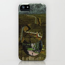 As For the Troubles You Will Face, I Can Only Say Good Luck iPhone Case