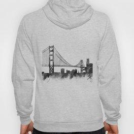 San Francisco Skyline Hoody