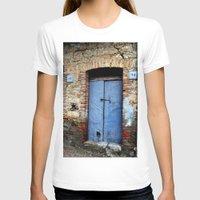 door T-shirts featuring door by  Agostino Lo Coco
