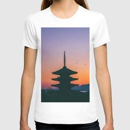 Higashiyama Ward T-shirt