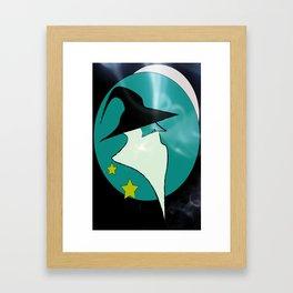 It's a Wizard World Framed Art Print