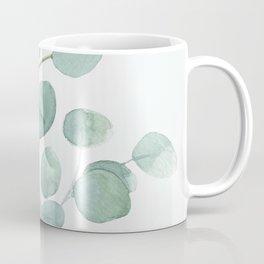 Eucalyptus Silver Dollar Coffee Mug