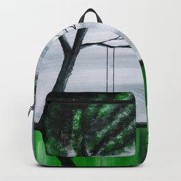 The Girl Without a Reflection Part 3 Backpack