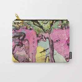 #102 Colombia, Vultures Everywhere Carry-All Pouch