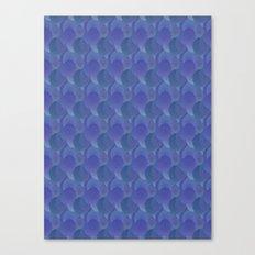 Thinking of Bluebells Canvas Print