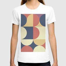 Abstract Geometric Artwork 58 T-shirt