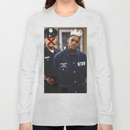 """""""THEY"""" SEEK TO DESTROY THE KING IN U.S. Long Sleeve T-shirt"""