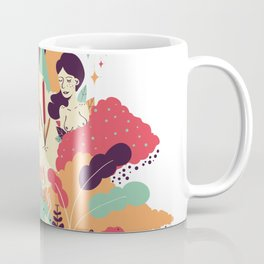 Fleurs des Villes Coffee Mug