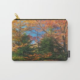 Autumn Forest Photograph Carry-All Pouch
