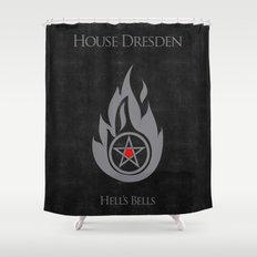 House Dresden Shower Curtain