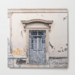 The Doors of Merida XXXXX Metal Print