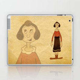 Olive Oyl Laptop & iPad Skin